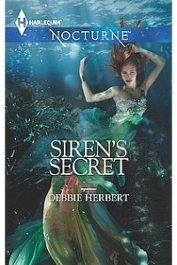 My debut novel, Siren's Secret, is the first book in a trilogy about a secret clan of shapeshifting mermaids living in a Southern Bayou. Do I really believe that half-fish, half-human creatures populate deep waters that no man has yet traveled down? No. But who knows what really exists in the depths of the oceans or beyond our galaxies where humans have yet to explore. The human brain is a marvelous organism that by its very nature loves to seek answers and pioneer new ideas and concepts.