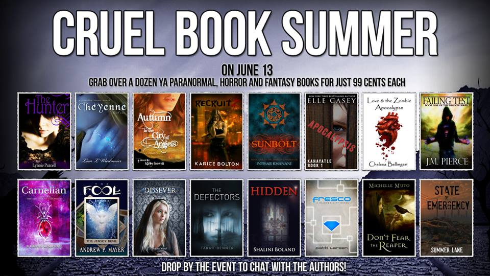cruel book summer